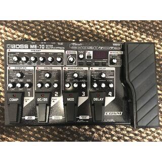 ボス(BOSS)のBOSS ボス  ME-70 ギターマルチエフェクター (エフェクター)