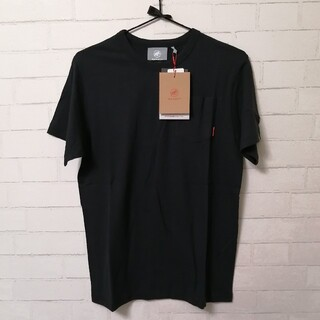 Mammut - 【新品】MAMMUT Pocket T-Shirt AF Men Mサイズ 黒