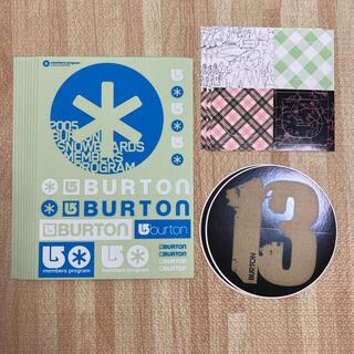 バートン(BURTON)のバートン  ステッカー 14枚セット(アクセサリー)
