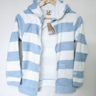 【人気ブランド特価】オーシャンパシフィック キッズパーカー ブルー 140(ジャケット/上着)