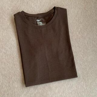 ギャップ(GAP)の【値引】GAP ♡ ギャップ 茶色  Tシャツ XS(Tシャツ(半袖/袖なし))