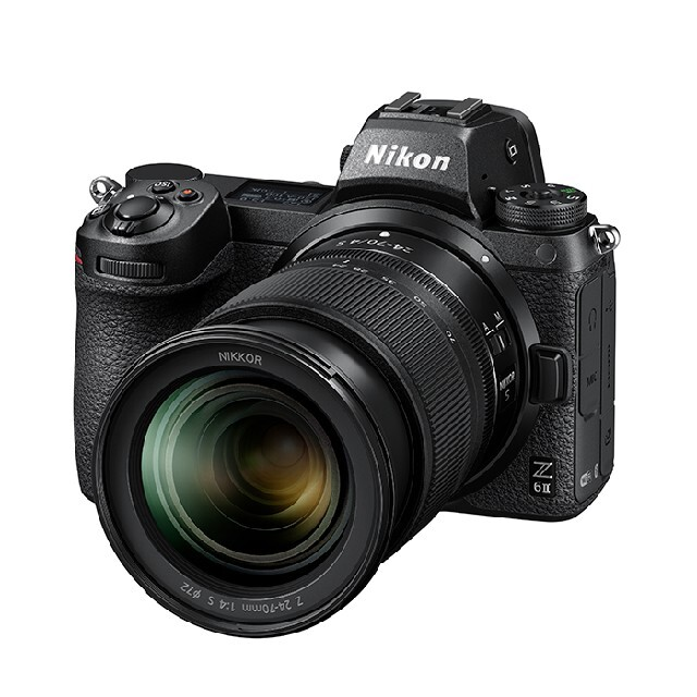Nikon(ニコン)の新品未開封品 NIKON Z6Ⅱ  24−70 レンズキット スマホ/家電/カメラのカメラ(ミラーレス一眼)の商品写真