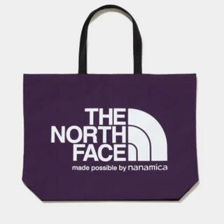 THE NORTH FACE - NORTH FACE PURPLE LABEL PALACE トートバッグ
