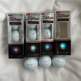 タイトリスト(Titleist)のゴルフボール タイトリスト PRO(ゴルフ)