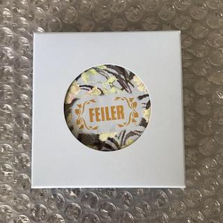 フェイラー(FEILER)のフェイラー ノベルティ コンパクトミラー 鏡 アソルティ(ミラー)