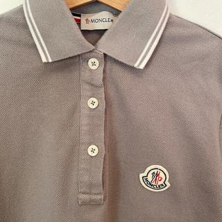 モンクレール(MONCLER)のモンクレール ポロシャツレディースSサイズ(ポロシャツ)
