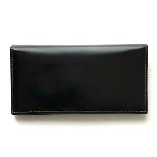 WHITEHOUSE COX - WHITE HOUSE COX ホワイトハウスコックス ブライドルレザー 長財布