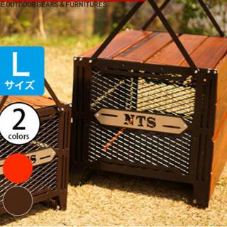 ネイチャートーンズ  BOXテーブル Lサイズ NATURE TONES(アウトドアテーブル)