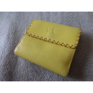 シビラ(Sybilla)のシビラ●Sybilla●  ステッチが素敵な 財布(財布)