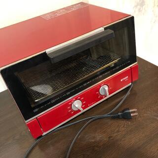 タイガー(TIGER)のTigerオーブントースター17年製(調理機器)