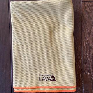 LAVA  ヨガマット オレンジ(ヨガ)