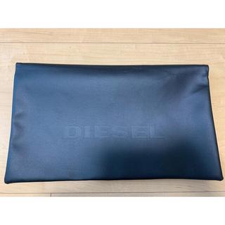 DIESEL - 【送料無料】DIESEL ショップ袋 レザー風