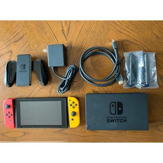 ニンテンドースイッチ(Nintendo Switch)のNintendo Switch 本体 限定カラー(家庭用ゲーム機本体)
