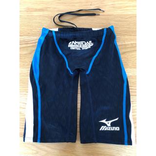 MIZUNO - セントラルスポーツ 競泳水着 アッパークラス(SS)ミズノ スピード