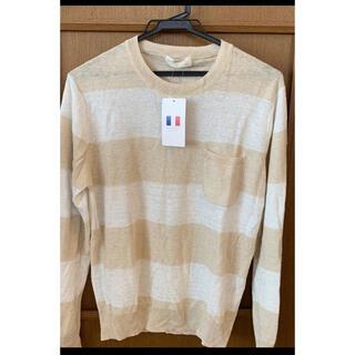 バックナンバー(BACK NUMBER)のバックナンバー  麻100%セーター(ニット/セーター)