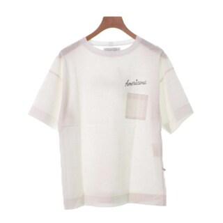 アメリカーナ(AMERICANA)のAmericana Tシャツ・カットソー レディース(カットソー(半袖/袖なし))