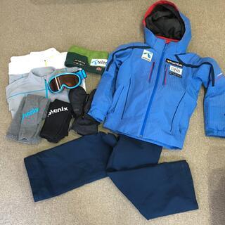 phenix スキーウェアセット