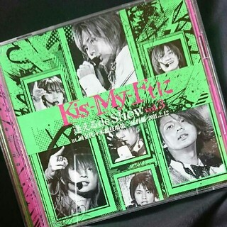Kis-My-Ft2 - Kis-My-Ft2 Kis-My-Ftに逢えるde Show DVD