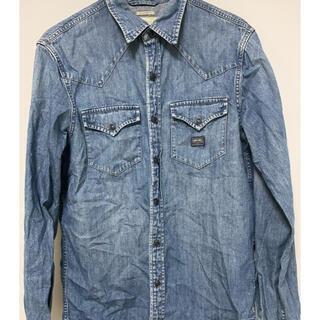 デニムアンドサプライラルフローレン(Denim & Supply Ralph Lauren)のdenim&supplyのデニムシャツ(シャツ)