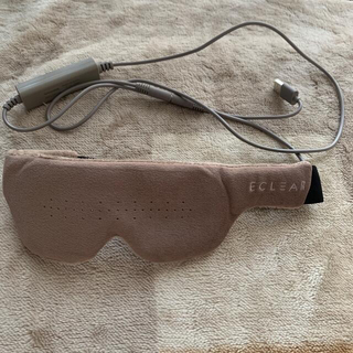エレコム(ELECOM)のECLEAR warm USBホットアイマスク(フェイスケア/美顔器)