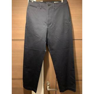 ワンエルディーケーセレクト(1LDK SELECT)のオーラリーとスタイリスト私物 WASHED FINX CHINO PANTS(チノパン)