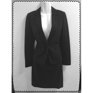 ナラカミーチェ(NARACAMICIE)の美品💖ナラカミーチェ💖美Styleストライプグレースーツ(スーツ)