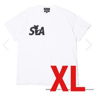 アトモス(atmos)のアトモス ウィンダンシー ベアブリック tシャツ XL(Tシャツ/カットソー(半袖/袖なし))
