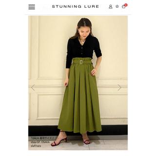 スタニングルアー(STUNNING LURE)のスタニングルアー ツイルボリュームスカート(ロングスカート)