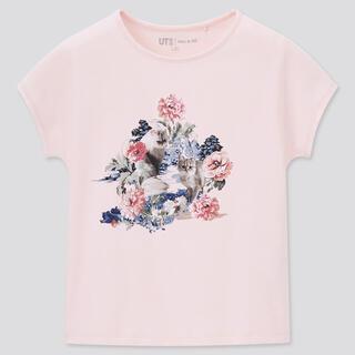 ユニクロ(UNIQLO)のユニクロ・ポール & ジョー UT グラフィックTシャツ(半袖)(Tシャツ/カットソー)