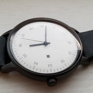 最終値下げ Sazare 腕時計 ミニマム ブラック SY01-K61