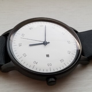 Daniel Wellington - 最終値下げ Sazare 腕時計 ミニマム ブラック SY01-K61