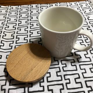 イッタラ(iittala)のiittala TEEMA マグマカップ ホワイト ターフミリおまけ付(食器)