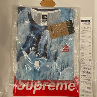 シュプリーム(Supreme)のL supreme north face ice Climb Tee(Tシャツ/カットソー(半袖/袖なし))