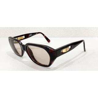 ジャンニヴェルサーチ(Gianni Versace)のヴェルサーチ メガネフレーム レンズ度入り 18626930(サングラス/メガネ)