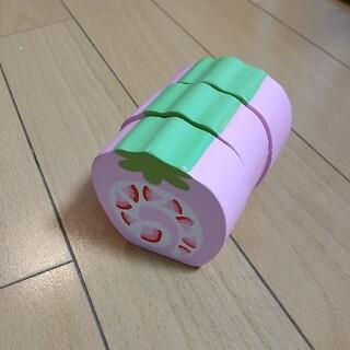 アイ(i)のマザーガーデン ロールケーキ(知育玩具)
