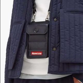 モンクレール(MONCLER)の新作◆MONCLER◆モンクレール メッセンジャーバッグ(ショルダーバッグ)