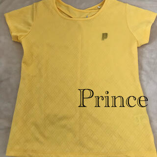 プリンス(Prince)のPrince トップス バッククロス✧︎*。ほぼ新品✨(ウェア)