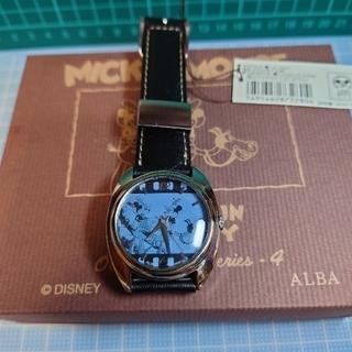 アルバ(ALBA)の【新品】ALBA  MICKEY  MOUSE  二挺拳銃腕時計(腕時計)
