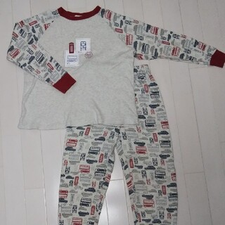 ワコール(Wacoal)のWacoal 綿100% 長袖 パジャマ 125~140(パジャマ)
