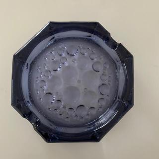 アラビア(ARABIA)のリーヒマエンラシ灰皿 Riihimaen Lasi Stella Polaris(ガラス)