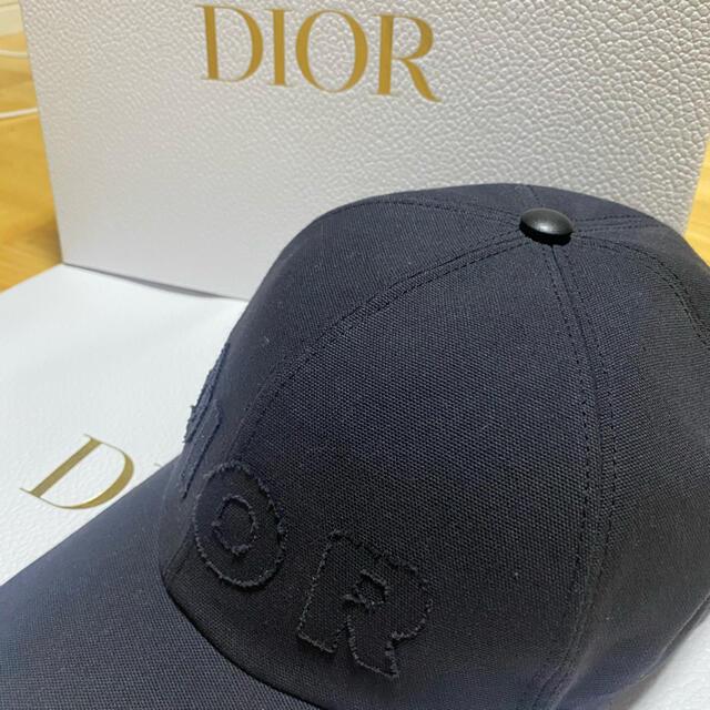 Christian Dior(クリスチャンディオール)のDior キャップ メンズの帽子(キャップ)の商品写真