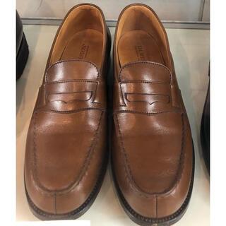 ジェーエムウエストン(J.M. WESTON)のj.m.weston 180 ジェイエムウェストン ローファー 茶(ローファー/革靴)