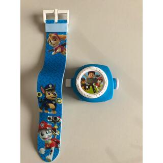 パウパトロール プロジェクション腕時計(腕時計)