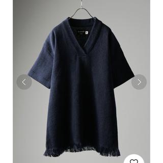 スノーピーク(Snow Peak)のSnow Peak×relume 別注スノーピークHAORI T-SHIRT#(Tシャツ/カットソー(半袖/袖なし))