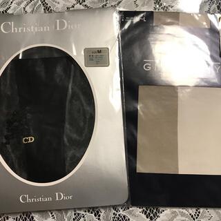 クリスチャンディオール(Christian Dior)のジバンシー クリスチャンディオール ストッキング (タイツ/ストッキング)