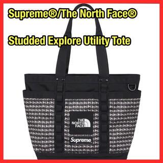 シュプリーム(Supreme)のSupreme The North Face Tote バック ブラック(トートバッグ)