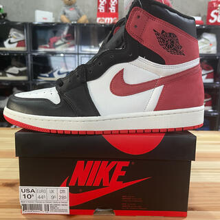ナイキ(NIKE)のAir Jordan 1 Retro High OG Track Red(スニーカー)