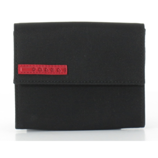 プラダ(PRADA)のPRADA プラダ カードケース ブラック(名刺入れ/定期入れ)