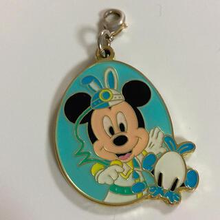 ディズニー(Disney)の【非売品】ミッキー イースター キーホルダー (キーホルダー)