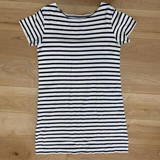 サマンサモスモス(SM2)のloytta 半袖ロング丈Tシャツ(Tシャツ/カットソー(半袖/袖なし))